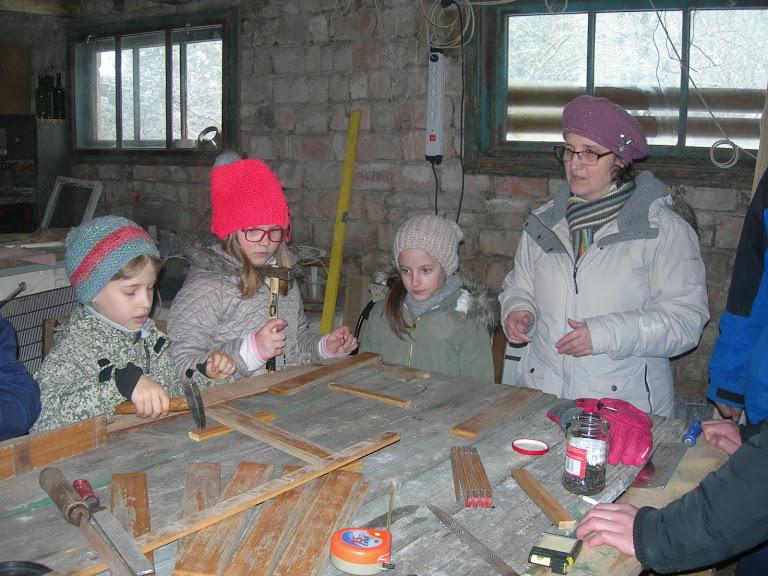 Mákos guba és hóesés